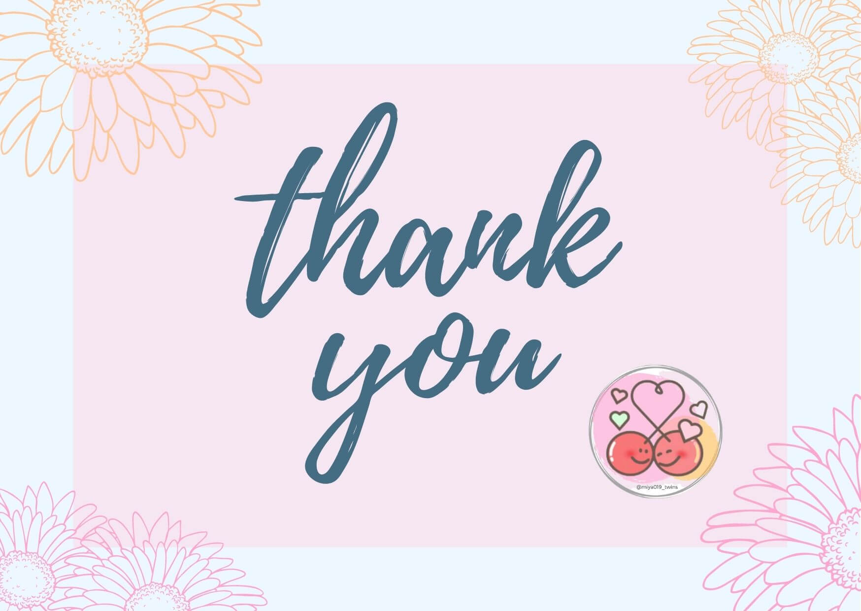 ブログ用Thank you
